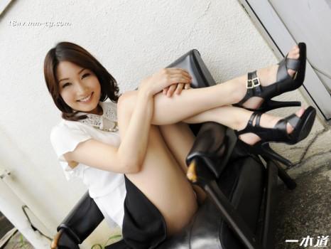 最新一本道 110114_914 超級名模系列 舞笑 Mikuni