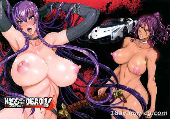 (C85) [MAIDOLL (飛燕)] KISS OF THE DEAD 5 (学園黙示録 HIGHSCHOOL OF THE DEAD){Gentlemanhop漢化}【休更】