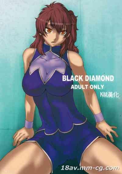 [紅茶屋 (大塚子虎)] (C75) BLACK DIAMOND (機動戦士ガンダム00) [中]