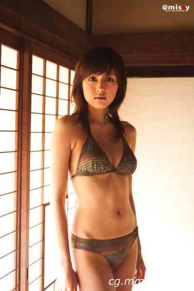 mistyIdol Gravure No.105 Maho Honda 本田真步