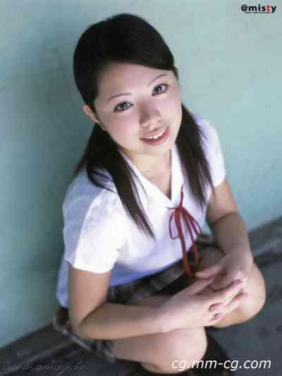 mistyPure Idol Collection 2005.07.22 Ririna Hasegawa 長谷川りりな Vol.01