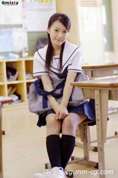 mistyPure Idol Collection 2006.04.21 Shizuka Doue 堂上静華 Vol.01