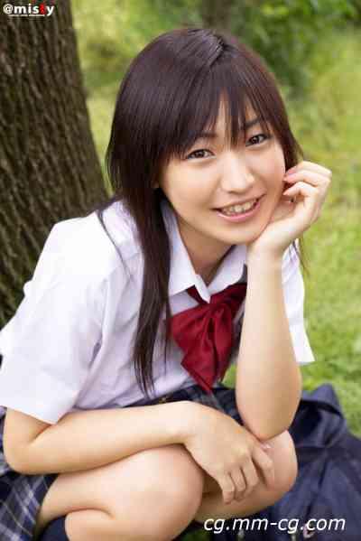 mistyPure Idol Collection 2007.08.10 Miho Matsushita 松下美保 Vol.01