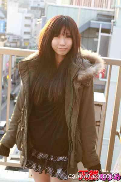 10musume 2012.04.05 裝著震蛋 商店街散歩