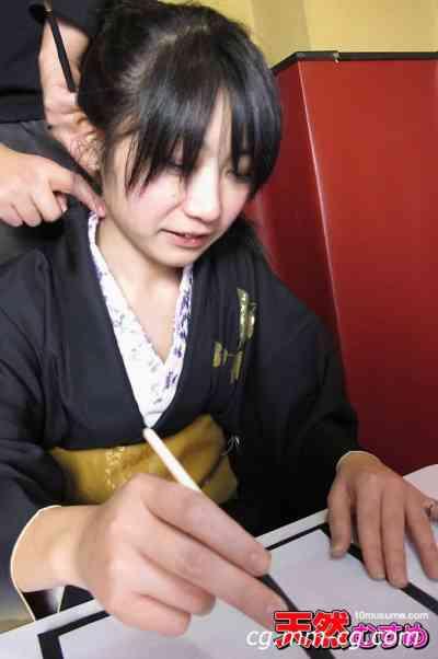 10musume 2012.05.11 潦草字體書法老師的懲罰