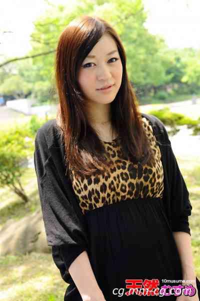 10musume 2012.08.04 素人AV面接  変態プレイ願望の娘  小野まり
