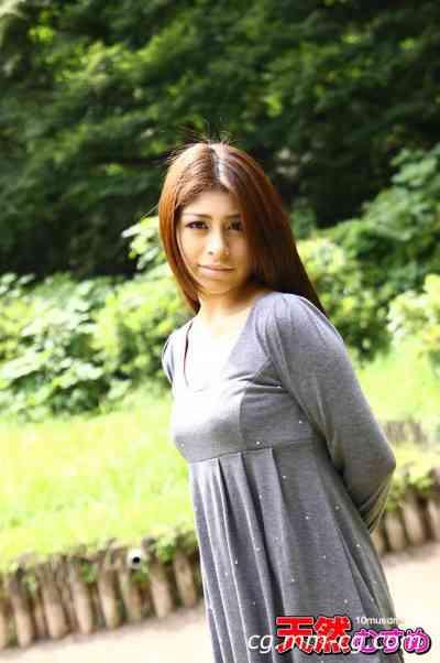 10musume 2012.08.17 南美混血娘的性愛約會