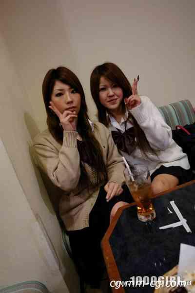 1000giri 2010-03-19 Ranko & Hasumi