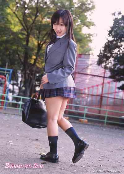 Bejean On Line 2005-01 [Jogaku]- Yuri Kobayashi