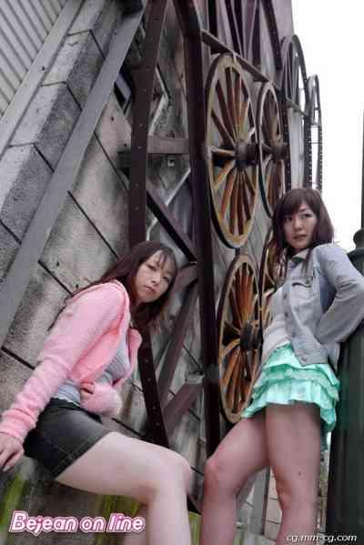 Bejean On Line 2006-06 [Special]- Emiru Momose & Mako Katase