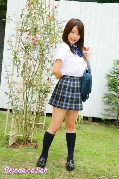 Bejean On Line 2008-11 [Jogaku]- Chiaki Hirokawa
