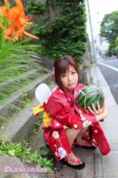 Bejean On Line 2009-08 [Hassya]- Miu Aikawa
