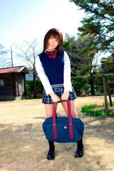 Bejean On Line 2010-05 [Jogaku]- Haruka Katou
