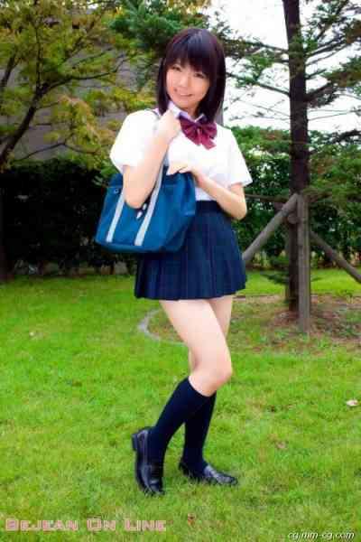 Bejean On Line 2010-11 [Jogaku]- Mai Ishikawa