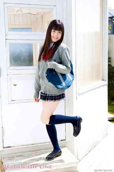 Bejean On Line 2012.06 私立Bejean女学館 - 船岡咲 Saki Funaoka