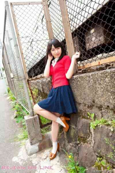 Bejean On Line 2012.08 Cover Girl - 由愛可奈 Kana Yume