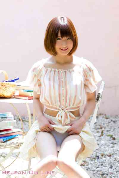 Bejean On Line 2012.08 初寫美人 - 神谷まゆ Mayu Kamiya