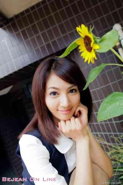 Bejean On Line 2012.10 Panty Idol - 麻生希 Nozomi Asou