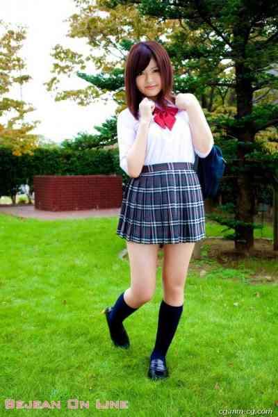 Bejean On Line 2013.01 [私立Bejean女学館] - 茜あずさ Azusa Akane