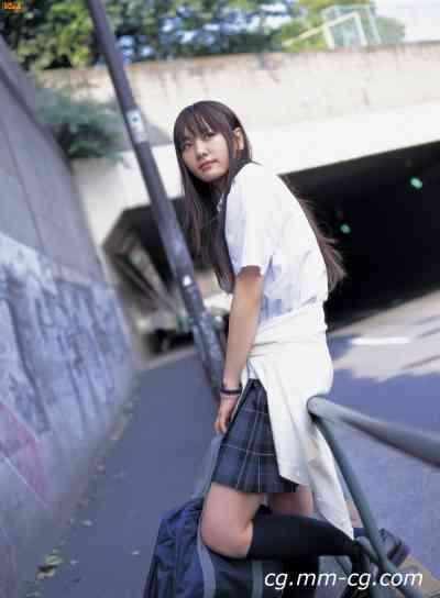 Bomb.tv 2006-07 Yui Aragaki