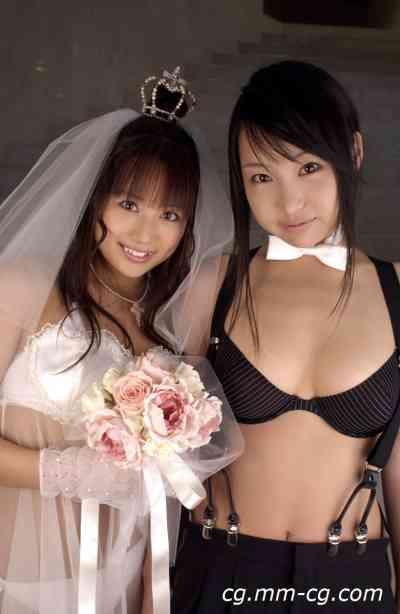 DGC 2005.06 - No.125 - Saori Yamamoto 山本早織 & Natsume 佐野夏芽
