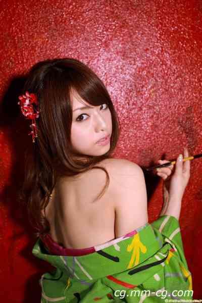 DGC 2009.01 - No.671 Akiho Yoshizawa 吉沢明歩