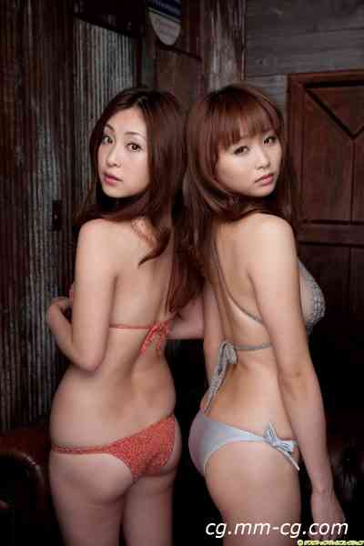 DGC 2010.05 - No.833 Akina&Natsuko あきな&奈都子