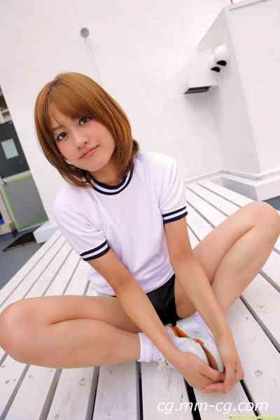 DGC 2010.10 - No.886 Cyndi Sakurai 桜井シンディ (制服美少女天国)