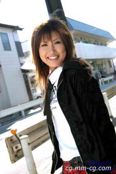 G-AREA No.203 - kotoha ことは 21歳  T161 B80 W60 H83