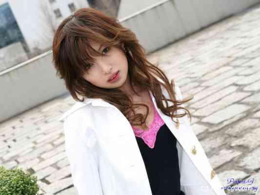 G-AREA No.295 - nanase ななせ 19歳  T160 B82 W54 H81