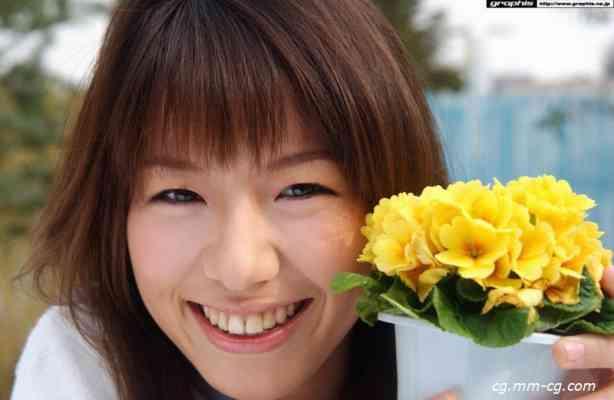 Graphis Gals 006 Towa Aino(あいのとわ)