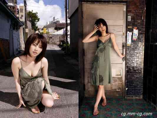 image.tv 2006.10.27 - Rei Sugai 菅井玲 - ビタミン ガール!!!!