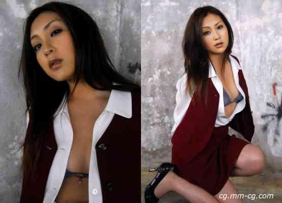 image.tv 2008.08.15 - Natsuko Tatsumi 辰巳奈都子 - Unusual