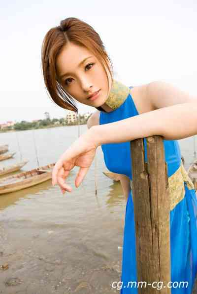 image.tv 2009.06.26 - Aya Ueto 上戸彩 - Treasure of Asia - special release