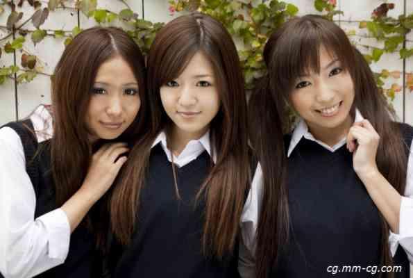 image.tv 2011.01 - Amusement Girls (アミューズメント★ガールズ) - MIRACLE TRIO (ミラクル トリオ) (前編)