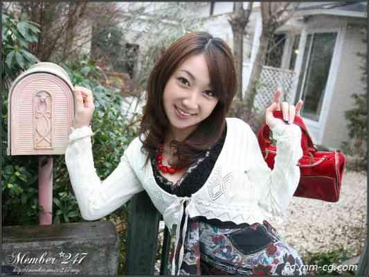 Maxi-247 GIRLS-S GALLERY MS170 Yuuri
