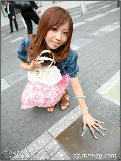 Maxi-247 GIRLS-S GALLERY MS255 Itsuki