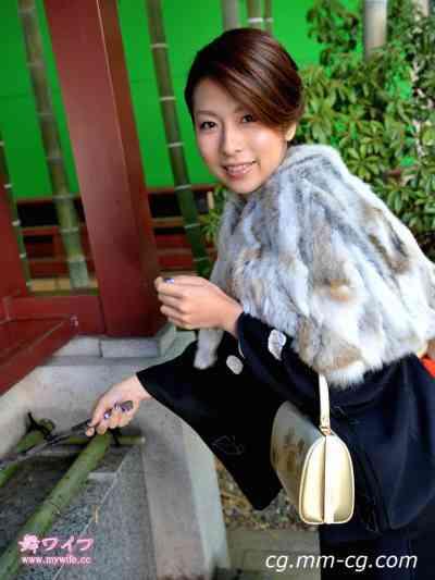 Mywife No.219 白石里佳 Rika Shiraishi
