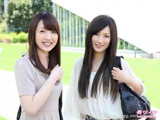 Mywife No.360 ICHINOSE & HIRAOKA(一瀬 & 平岡)