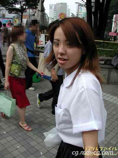 Real File 2003 r011 ERIKO SUGIMOTO 杉本 えりこ