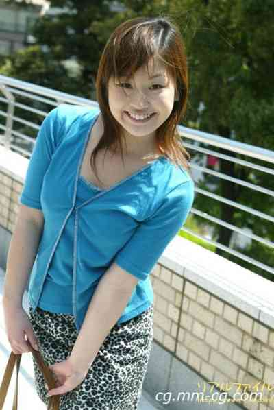 Real File 2003 r044 YUNA SUGIURA 杉浦 ゆうな