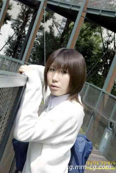 Real File 2004 r091 KOYUKI KATASE 片瀬 こゆき