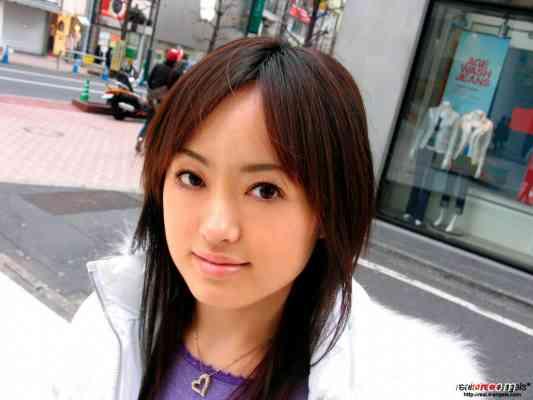 Real Street Angels Chiaki
