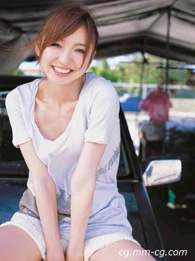 Wanibooks 2008.09月号 No.51 Mariko Shinoda 篠田麻里子