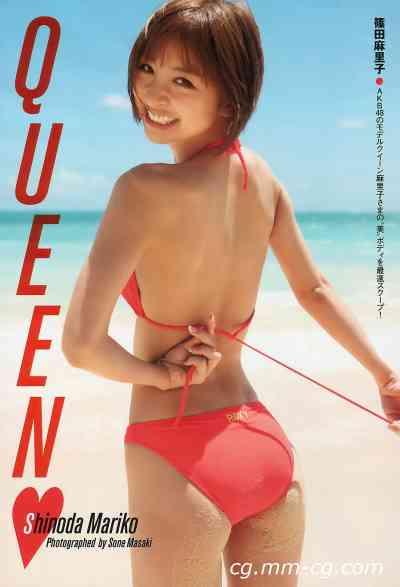 Weekly Playboy 2010 No.28 篠田麻里子 大島優子 村上友梨 神戸蘭子 みひろ 瑠川リナ 他