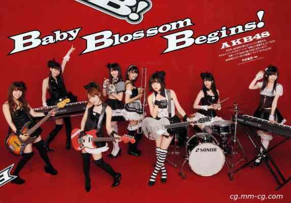 Weekly Playboy 2012 No.09 AKB48 纱綾 下京庆子