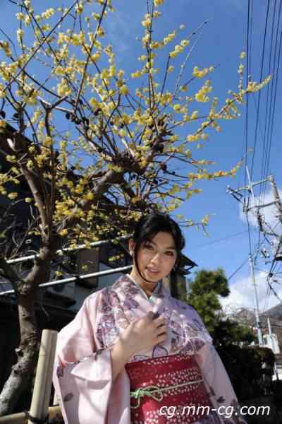 X-City KIMONO  016 Hara Saori 原紗央莉
