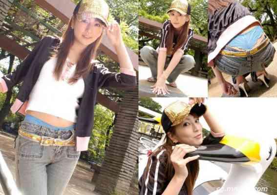 X-City 015 Kaede Matsushima (松島かえで)