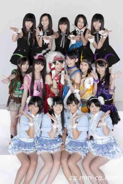 YS Web Vol.380 TOKYO JOSHIRYU ももいろクローバー スマイレージ 東京女子流