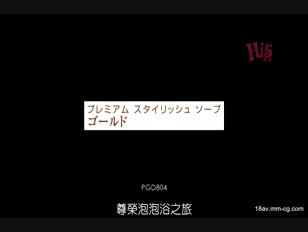 PGD-804-[中文]PREMIUM STYLISH SOAP GOLD 篠田步美